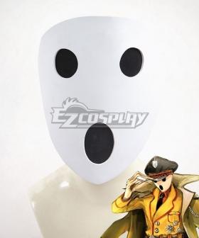 Overlord Pandora's Actor Pandorazu Akuta Mask Cosplay Accessory Prop