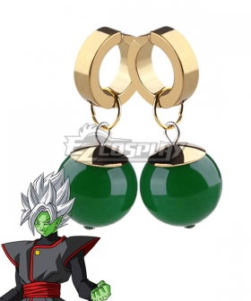 Dragon Ball Super Fusion Zamasu One Pair Ear Clips Cosplay Accessory Prop