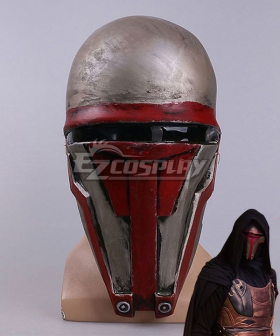 Star Wars: Old Republic Sith Lord Darth Revan Mask Cosplay Accessory Prop