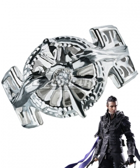 Kingsglaive Final Fantasy XV FF15 Nyx Ulric Noctis Lucis Caelum Ring of the Lucii Cosplay Accessory Prop