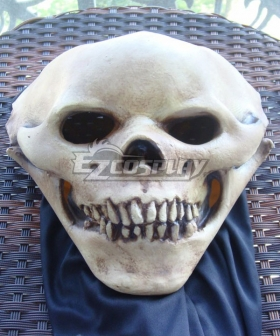 Ghost-rider Ghost Rider Mask Cosplay Accessory Prop