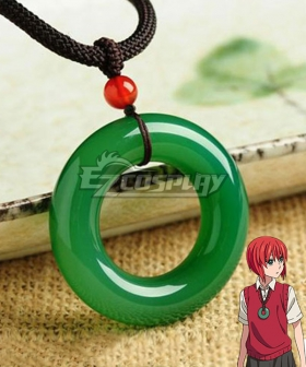 The Ancient Magus' Bride Mahoutsukai no Yome Chise Hatori Necklace Cosplay Accessory Prop