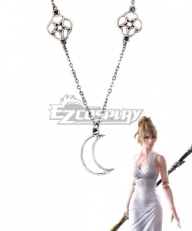 Final Fantasy XV FFXV Lunafreya Nox Fleuret Necklace Cosplay Accessory Prop
