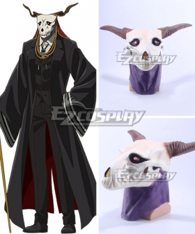 The Ancient Magus' Bride Mahoutsukai no Yome Ellias Ainsworth New Mask Cosplay Accessory Prop