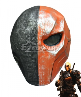 DC Comics Justice League Slade Joseph Wilso Deathstroke Mask Cosplay Accessory Prop