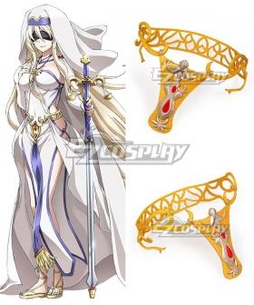 Goblin Slayer Sword Maiden Waist Armor Cosplay Accessory Prop