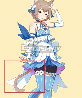 Re: Life In A Different World From Zero Felix Argyle Tail Cosplay Accessory Prop