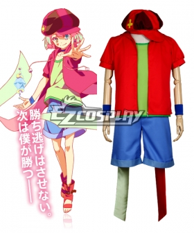 No Game No Life Tet Cosplay Costume - B Edition