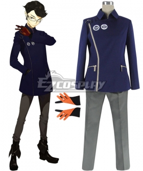 Occultic Nine Sarai Hashigami Cosplay Costume