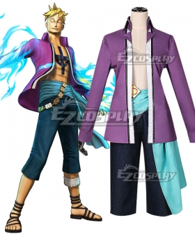 One Piece Marco Cosplay Costume