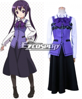 Gochuumon wa Usagi Desu ka? Is the Order a Rabbit? Rize Tedeza Cosplay Costume