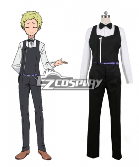 Okami-san to Shichinin no Nakamatachi Liszt Kiriki Cosplay Costume