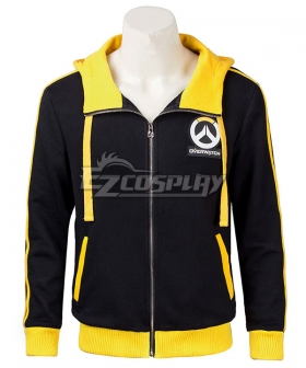 Overwatch OW Hoodie Cosplay Costume
