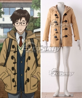 Parasyte Parasitic Beasts Shinichi Izumi Cosplay Costume - Only Coat