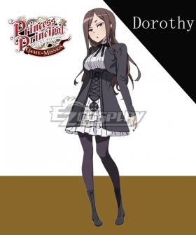 Princess Principal Dorothy Cosplay Costume - B Edition