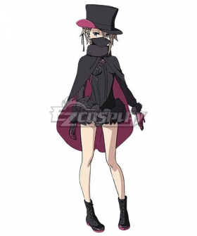 Princess Principal Angie Cosplay Costume - Including Cloak