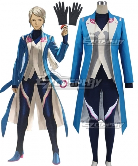 Pokémon GO Pokemon Pocket Monster Blanche Team Mystic Cosplay Costume