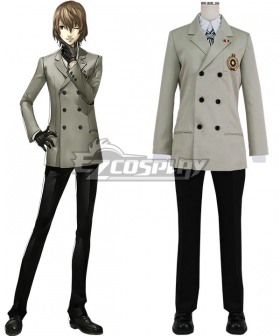 Persona 5 Goro Akechi Cosplay Costume