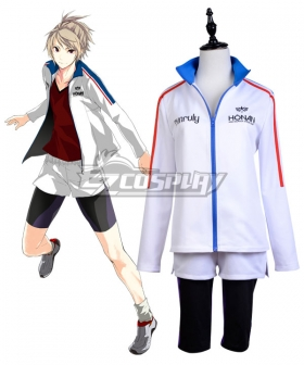 Prince of Stride Alternative Hounan School Riku Yagami Athletic Wear Cosplay Costume