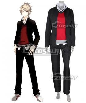 Prince of Stride Alternative Hounan School Riku Yagami Cosplay Uniforms Costume