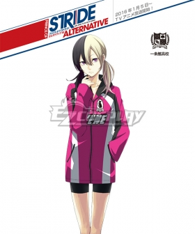 Prince of Stride Alternative Ichijyoukan School Yuri Himemiya Athletic Wear Cosplay Costume