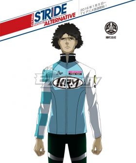Prince of Stride Alternative Tsubakimachi School Kunio Ando Athletic Wear Cosplay Costume