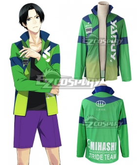 Prince of Stride Alternative Mihashi School Athletic Wear Cosplay Costume - Only Coat