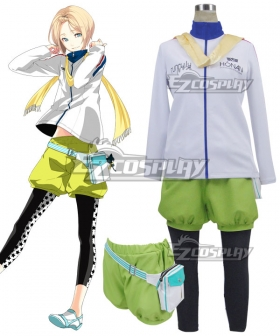Prince of Stride Alternative Hounan School Hozumi Kohinata Athletic Wear Cosplay Costume - B Edition