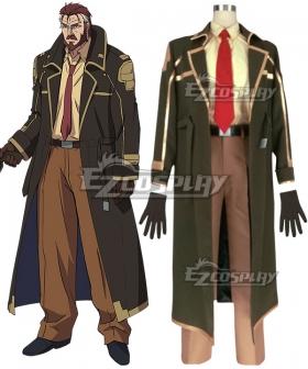 Re: Creators Blitz Tokar Cosplay Costume