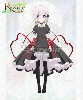 Rewrite Kagari Cosplay Costume