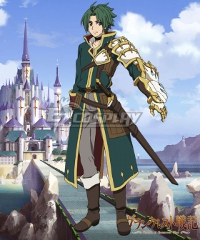 Record of Grancrest War Grancrest Senki Theo Cornaro Cosplay Costume