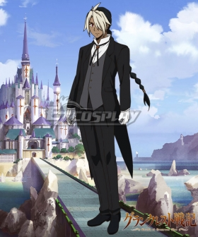 Record of Grancrest War Grancrest Senki Irvin Cosplay Costume