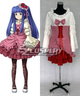 Erika Furudo Cosplay Costume From  Umineko