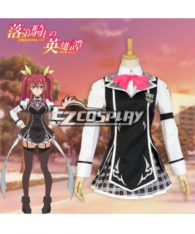 Chivalry of a Failed Knight Rakudai Kishi no Kyabaruryi A Tale of Worst One Stella Vermillion Cosplay Costume