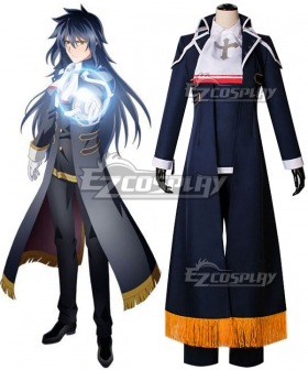 Akashic Records of Bastard Magic Instructor Rokudenashi Majutsu Koushi to Akashic Records Albert Frazer Cosplay Costume