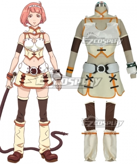 Rage of Bahamut: Virgin Soul Nina Drago Cosplay Costume