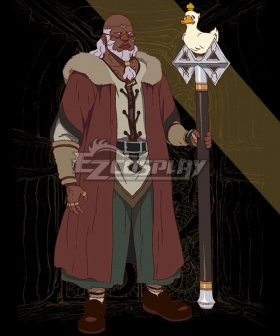 Rage of Bahamut: Virgin Soul Bacchus Cosplay Costume