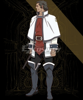 Rage of Bahamut: Virgin Soul Dias Badolomew Cosplay Costume