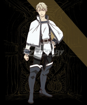 Rage of Bahamut: Virgin Soul Alessndro Viaponti Cosplay Costume