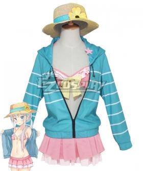 Eromanga Sensei Sagiri Izumi Swimsuit Cosplay Costume