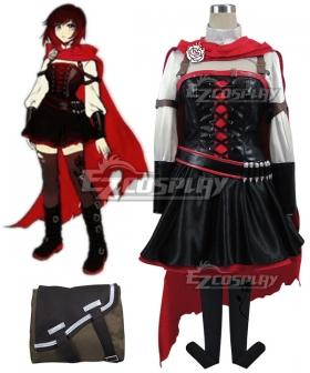 RWBY Volume 4 Ruby Rose Cosplay Costume
