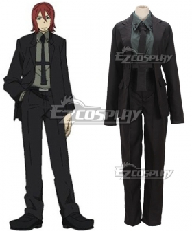 Soul Eater Spirit Cosplay Costume