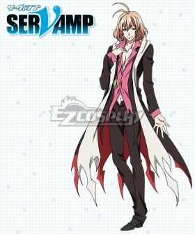 Servamp Snow Lily Lust Cosplay Costume