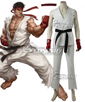 Street Fighter V Ryu Cosplay Costume