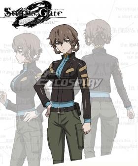 Steins;Gate Steins Gate Zero Suzuha Amane Cosplay Costume