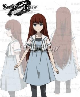 Steins;Gate Steins Gate Zero Kagari Shiina Cosplay Costume
