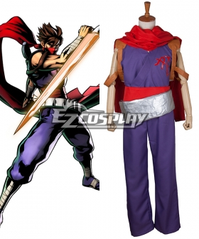 Strider Hiryu Cosplay Costume