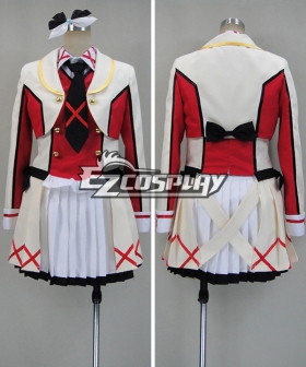 Love Live! Love Live! Ayase Eli Singer Performance Cosplay Costume