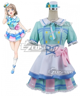 Love Live! Sunshine!! You Watanabe Cosplay Costume