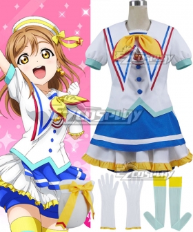 Love Live! Sunshine!! Hanamaru Kunikida Dress Cosplay Costume